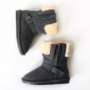 Bearpaw Madison Sheepskin Snow Boots
